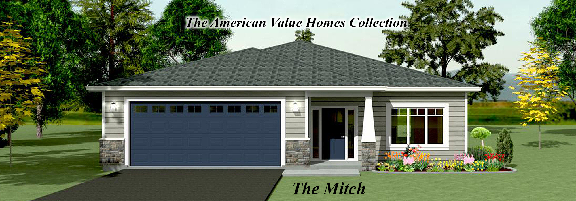 The Affordable American Value Homes Collection Wechsler