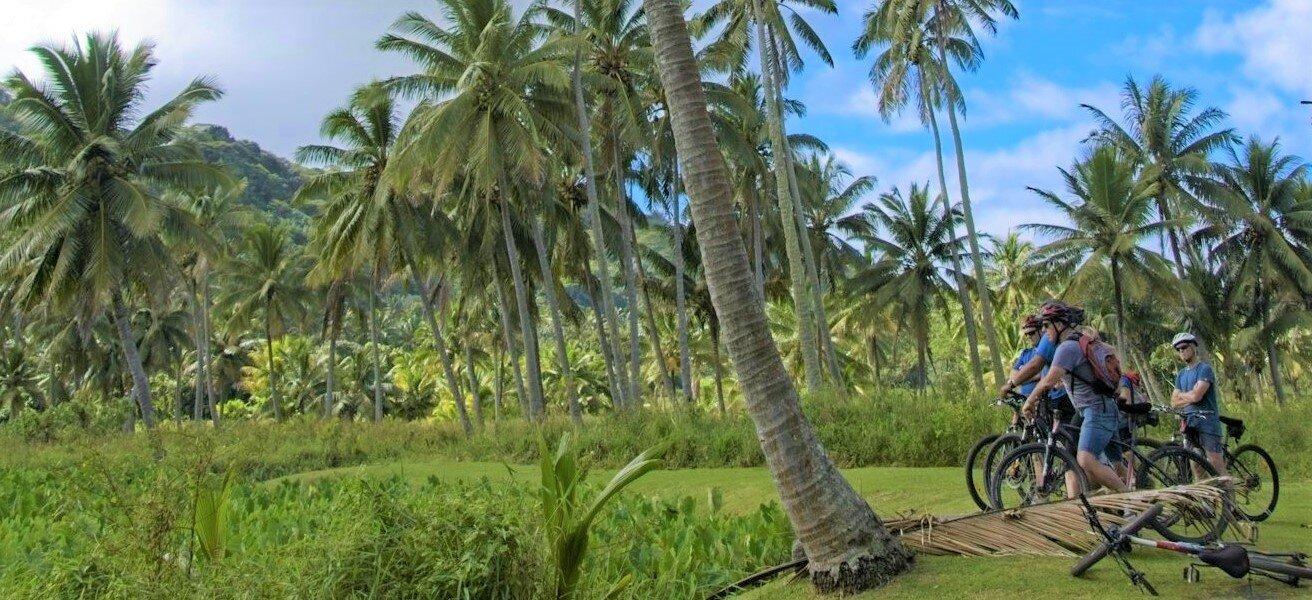 Active things to do in Rarotonga
