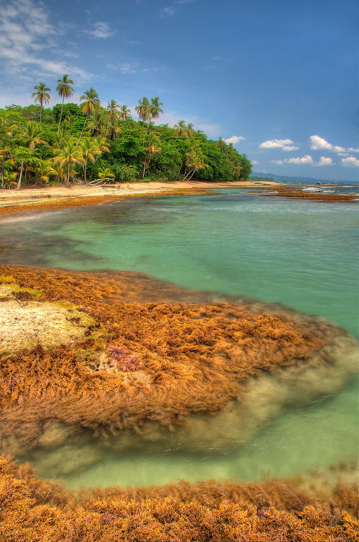 Playa Chiquita beach