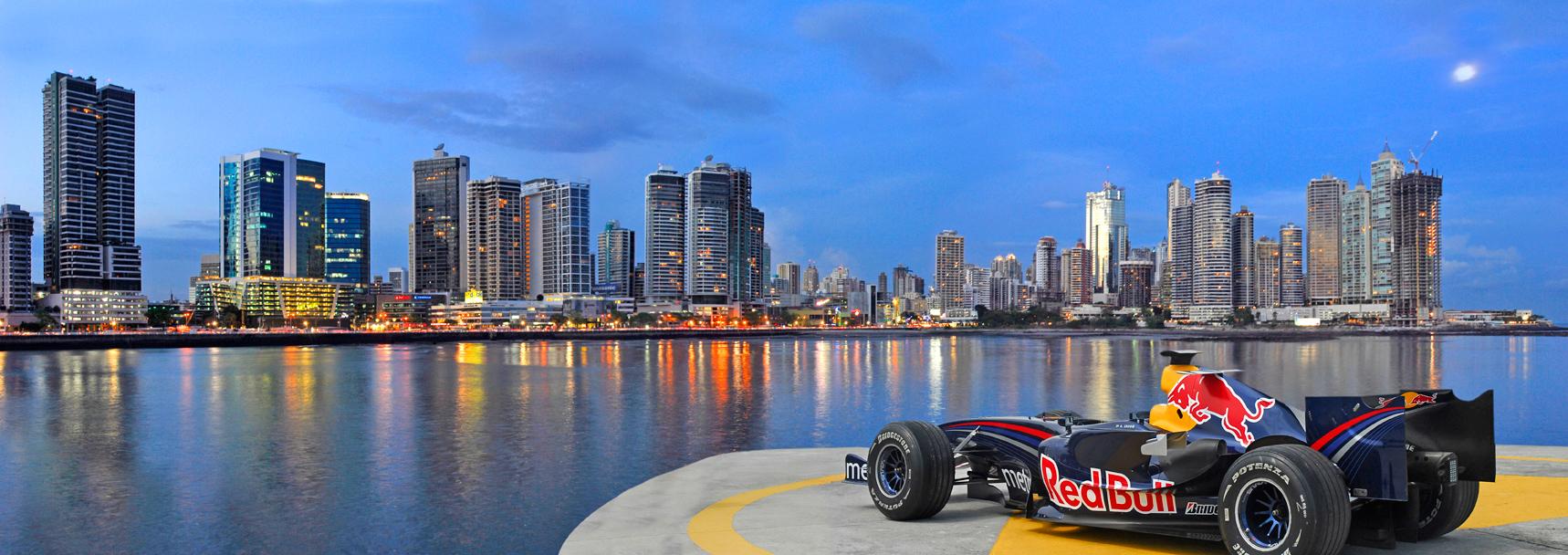 Red Bull Panama urban run
