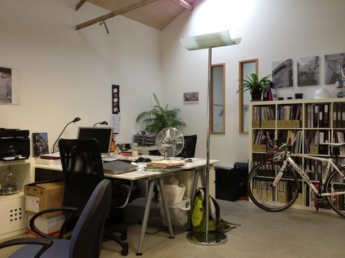 Backfields Lane studios