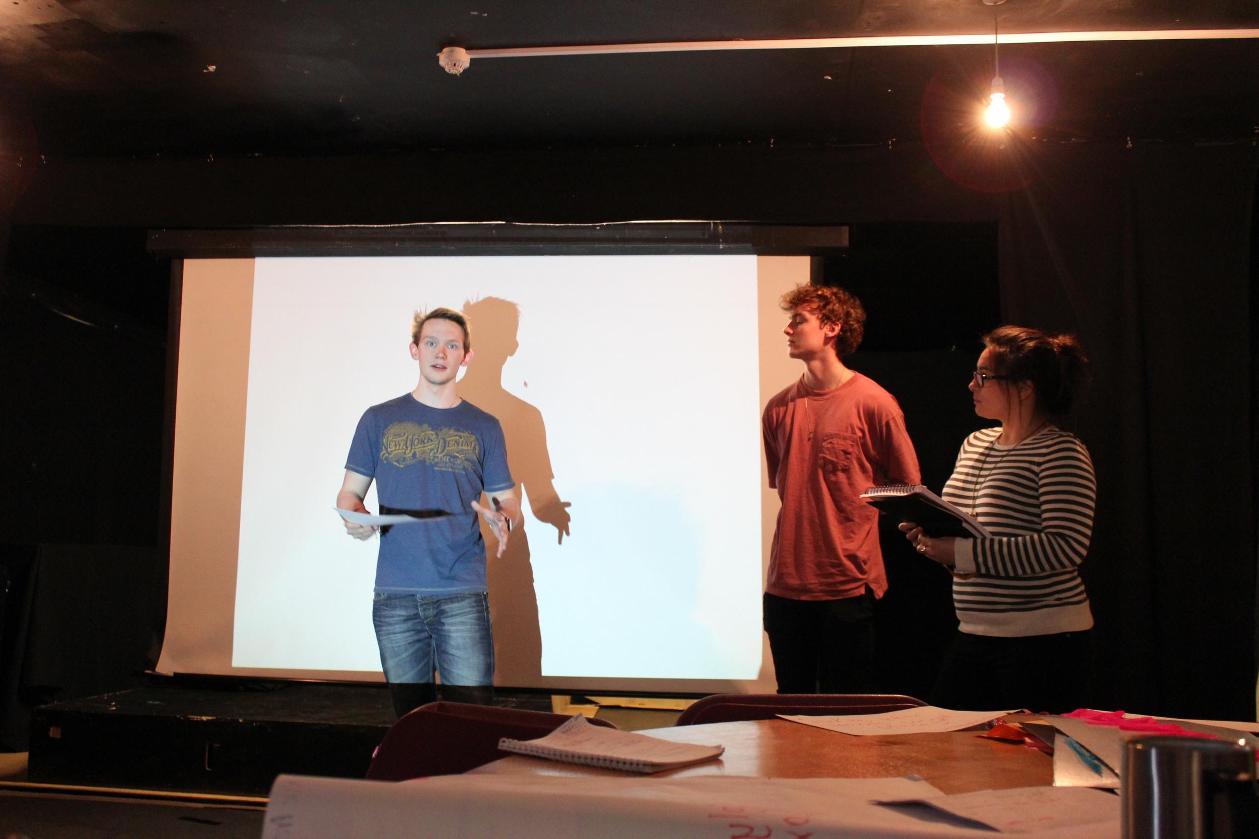 Presentations at GSJ Bristol 2014