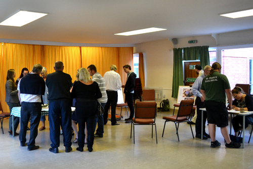Public Consultation in Oxford