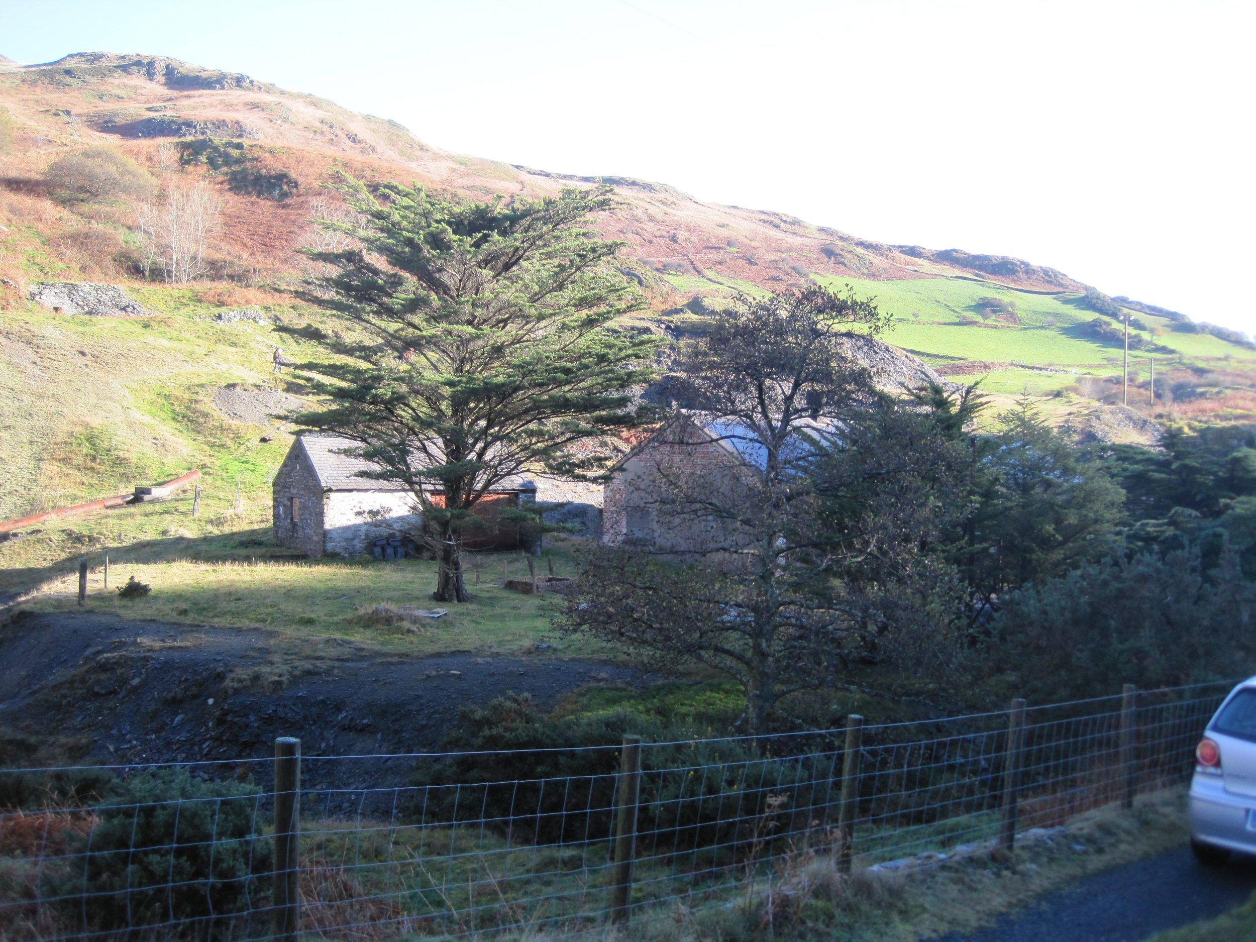Copy of Cwm Maethlon Eco Hostel