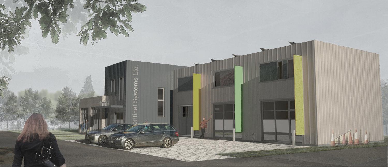 workspace — Askew Cavanna Architects Bristol