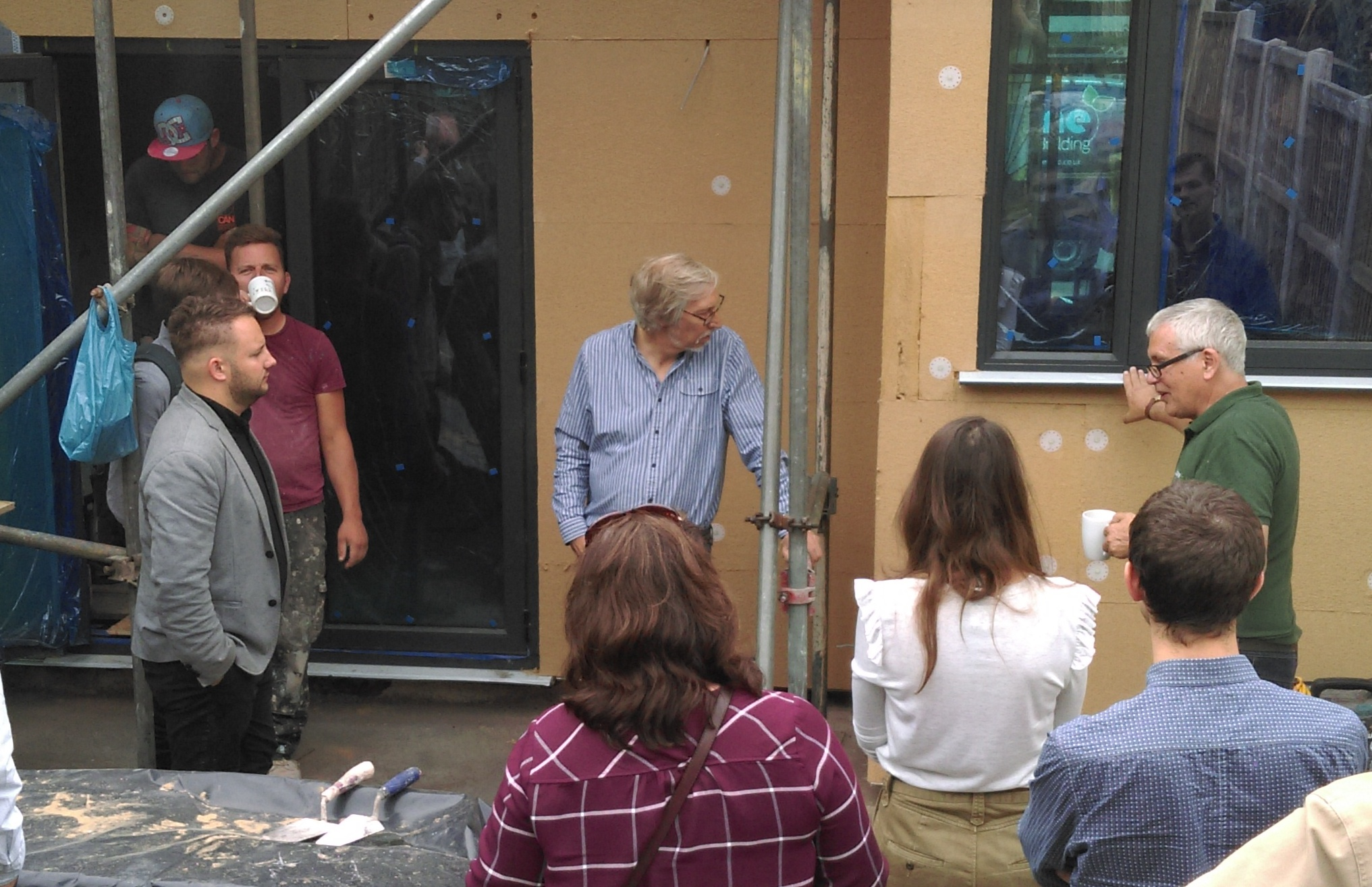 Exploring breathable wall insulation with the Green Register