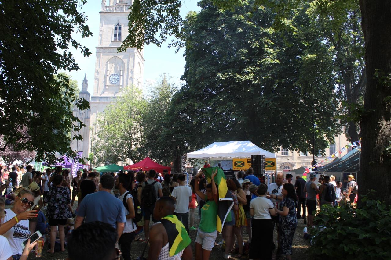 Portland Square