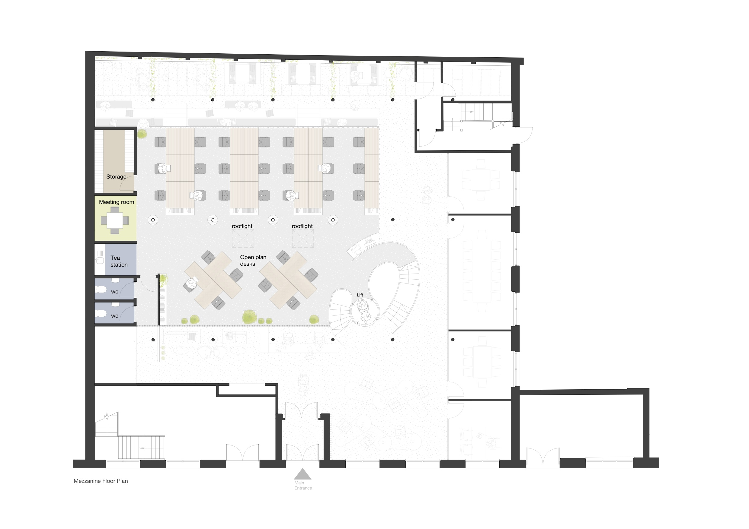 Vector Building - Mezzanine Plan as proposed.jpg