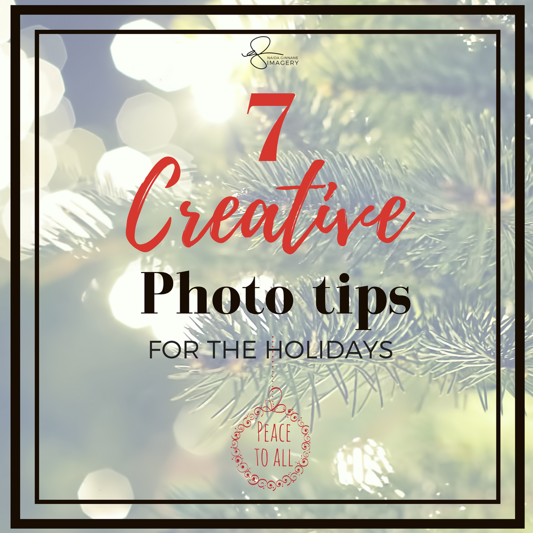7 Smartphone Photography tips for Christmas.