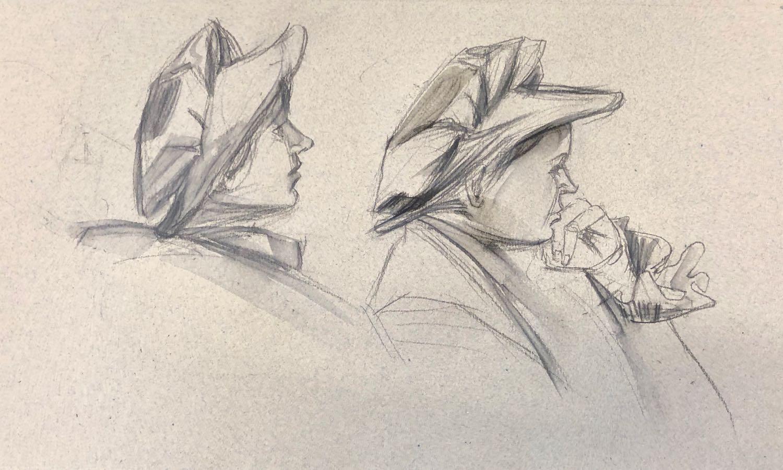 Raye Leith art