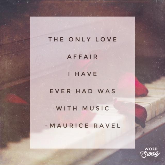 Ravel Quote