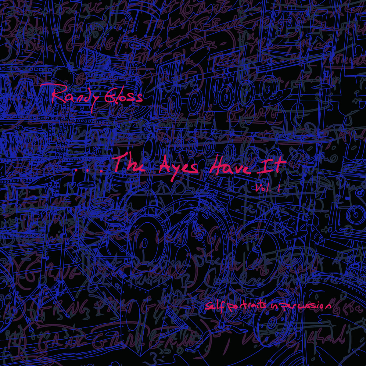 Randy Gloss | The Ayes Have It (Vol. I)