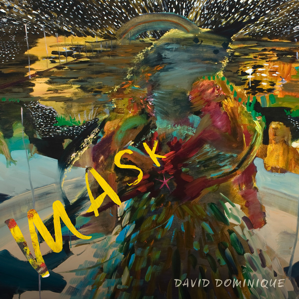 David Dominique // Mask