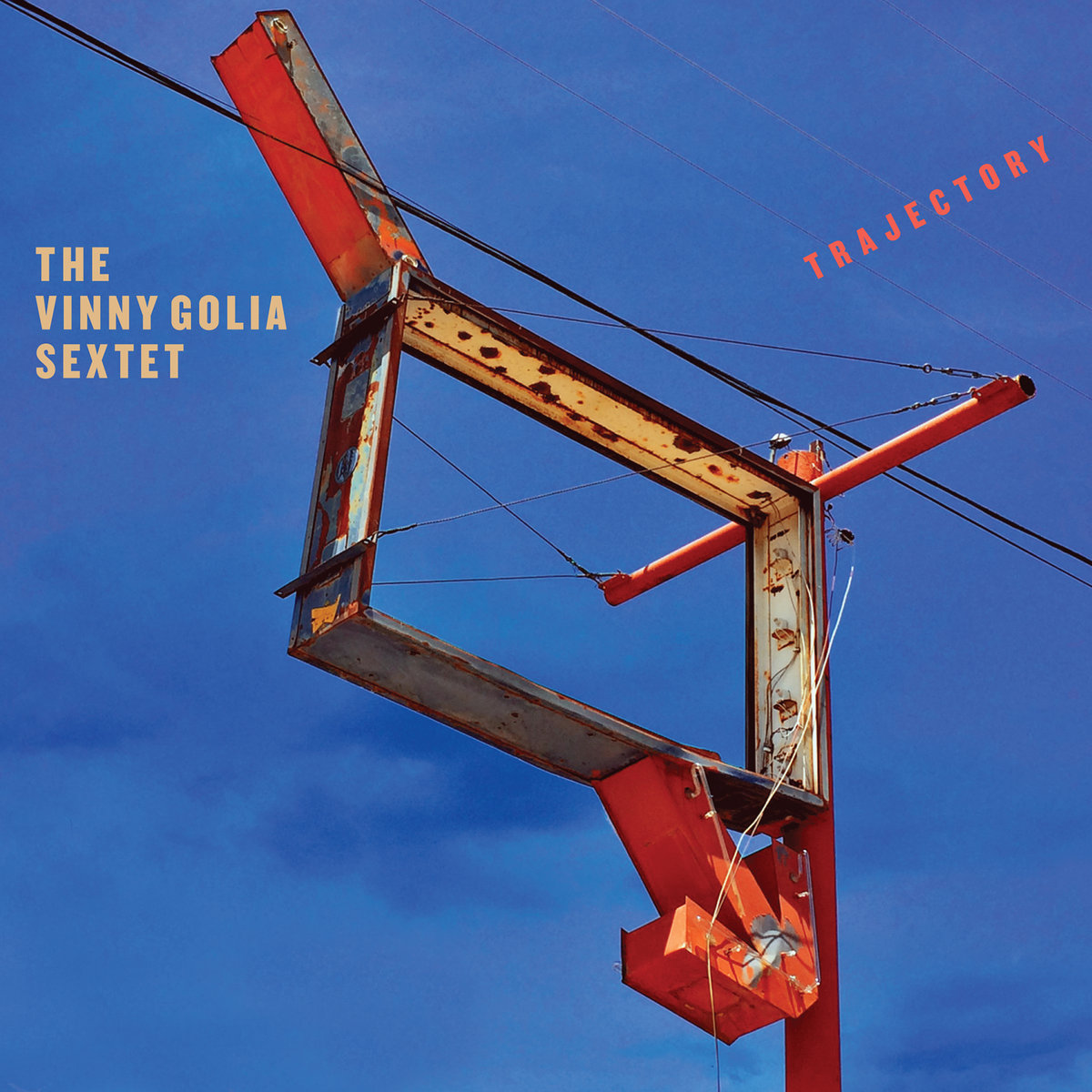 The Vinny Golia Sextet // Trajectory