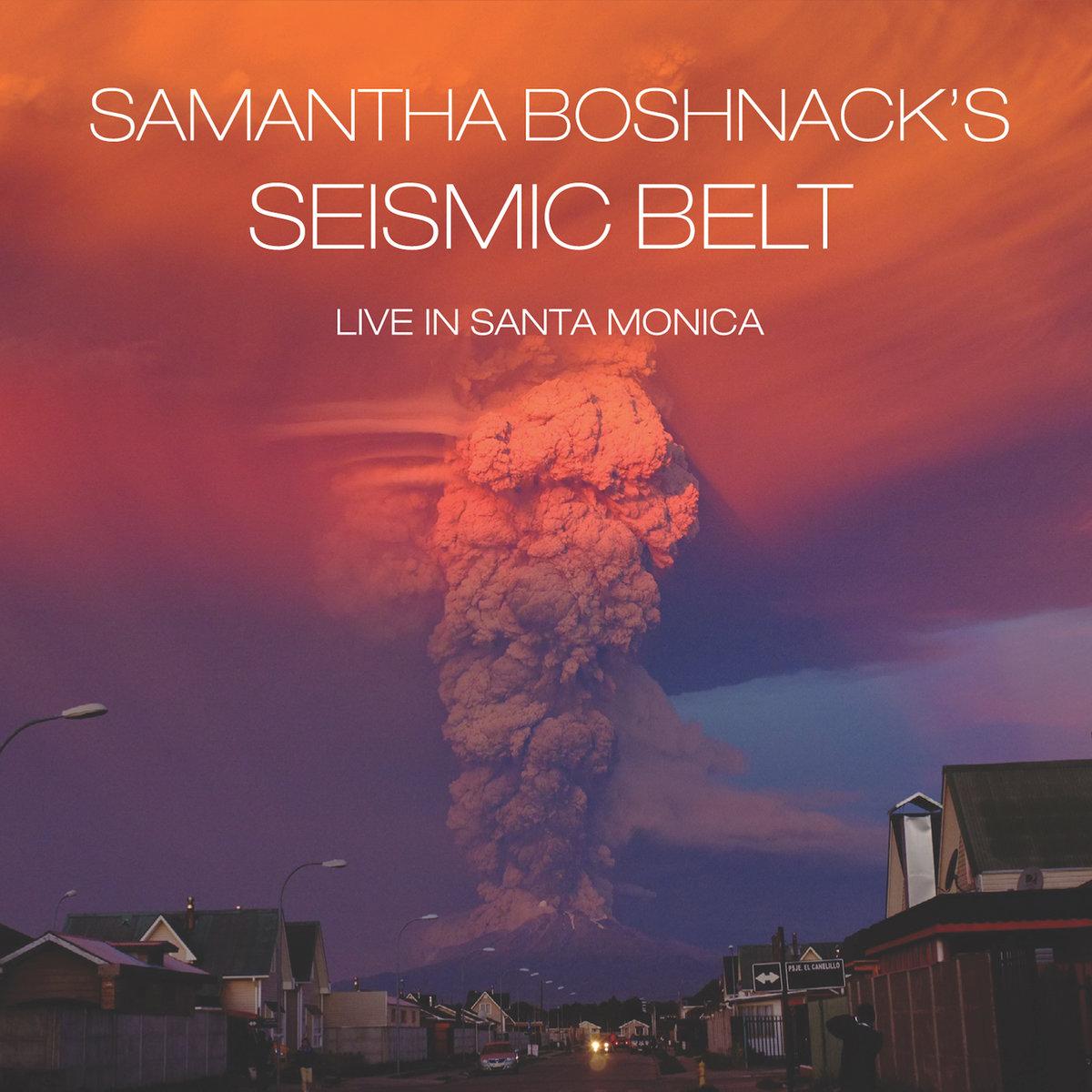 Samantha Boshnack's Seismic Belt // Live in Santa Monica