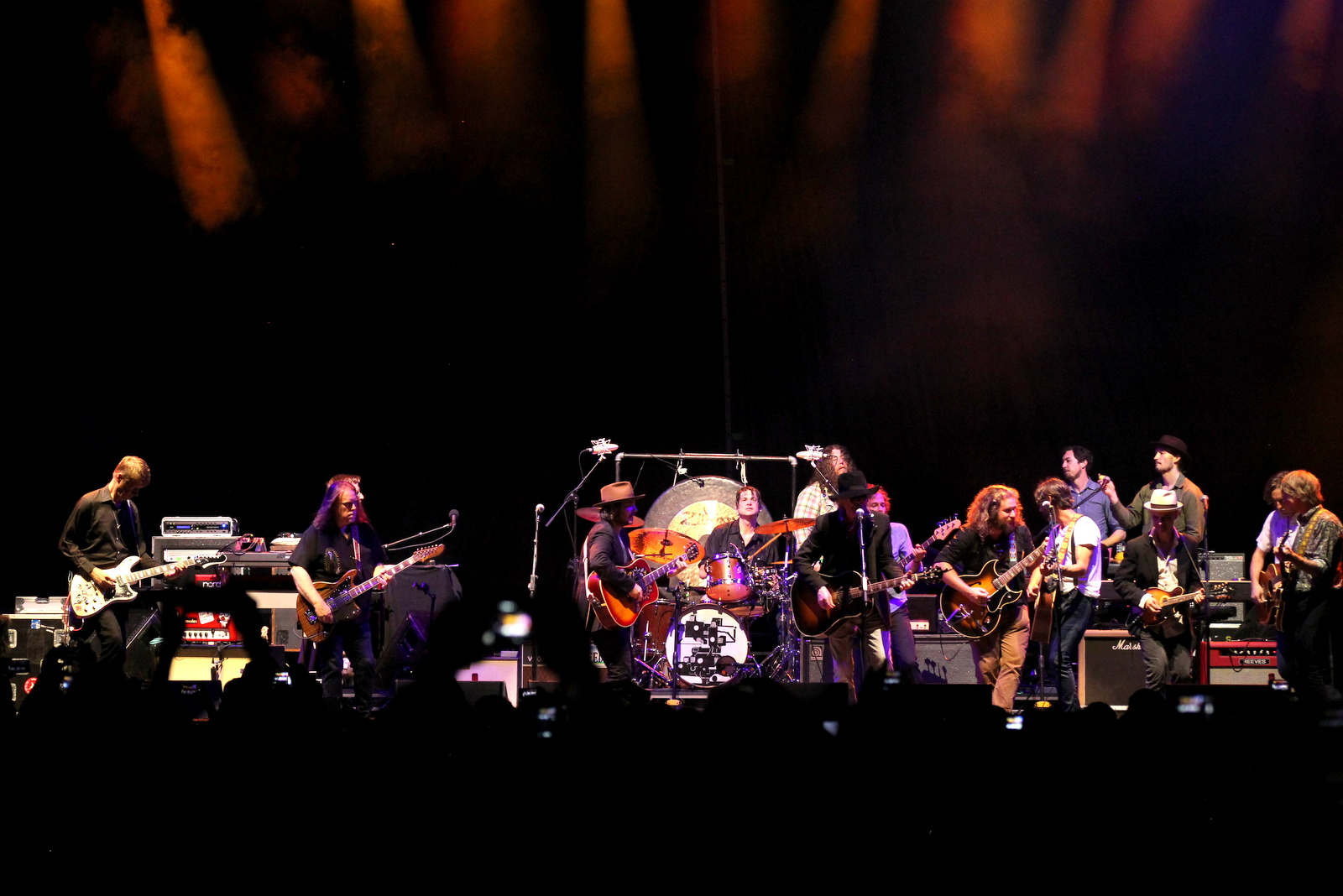 Wilco w/ Guests- Warren Haynes, Jim James, MMJ, Ryan Bingham, Ian Hunter