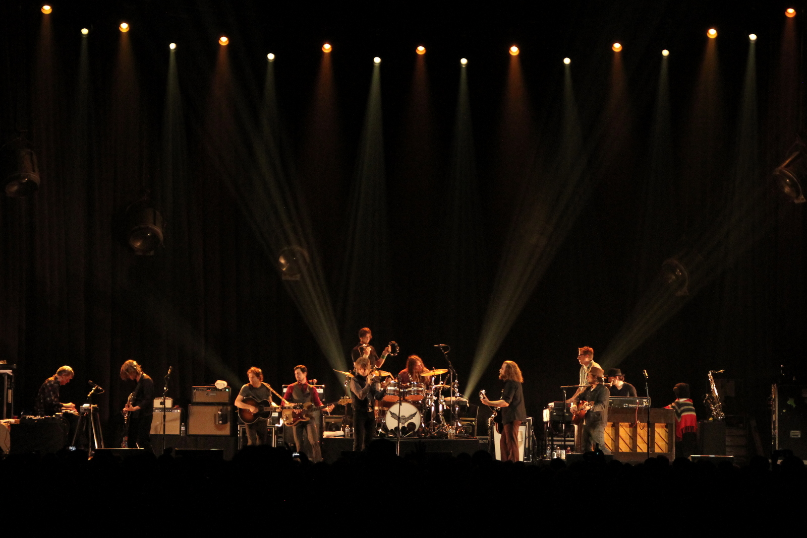 My Morning Jacket w/ members of Wilco