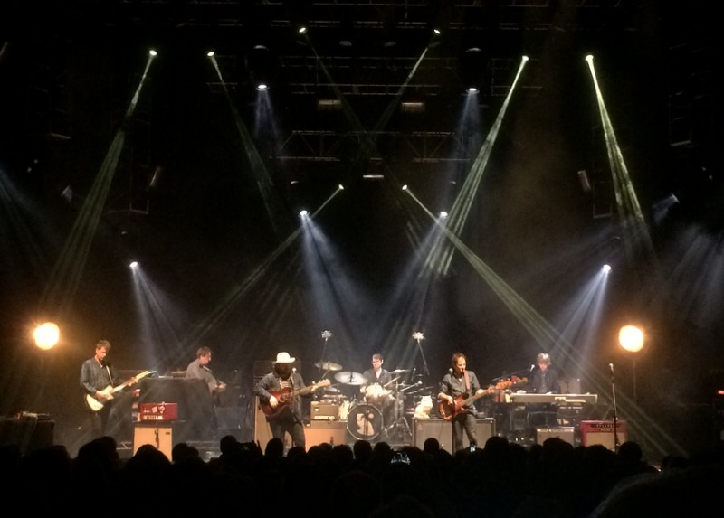 Wilco - Star Wars Tour; Lighting Design: Jeremy Roth