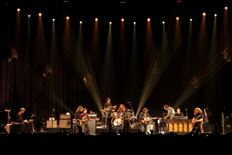 My Morning Jacket with members of Wilco