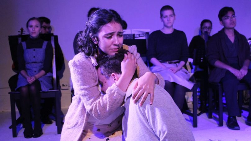 """Spring Awakening,"" Blank Theater Company, 2018"