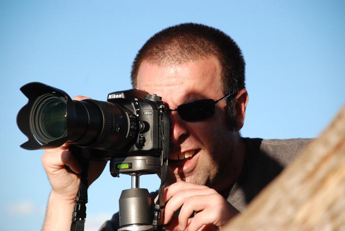 Leidenschaft für Fotografie