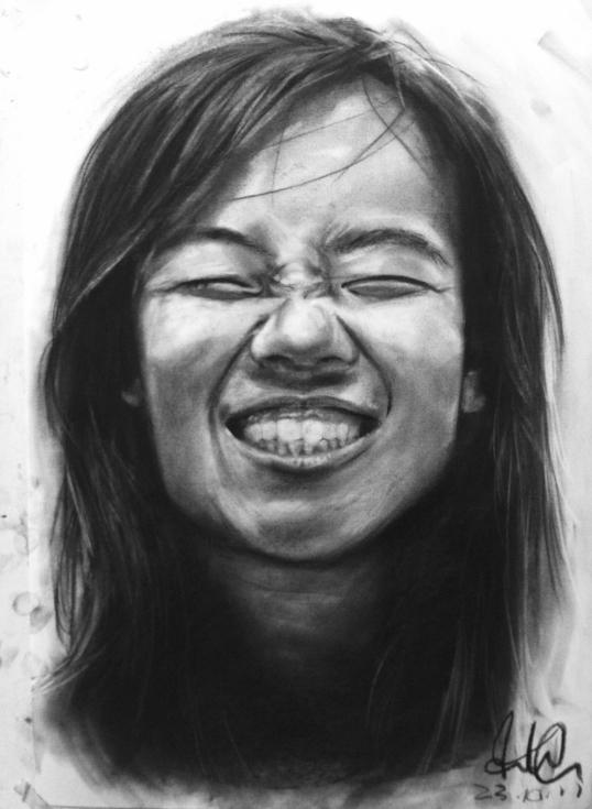 Portrait of Joscelyn, 2011