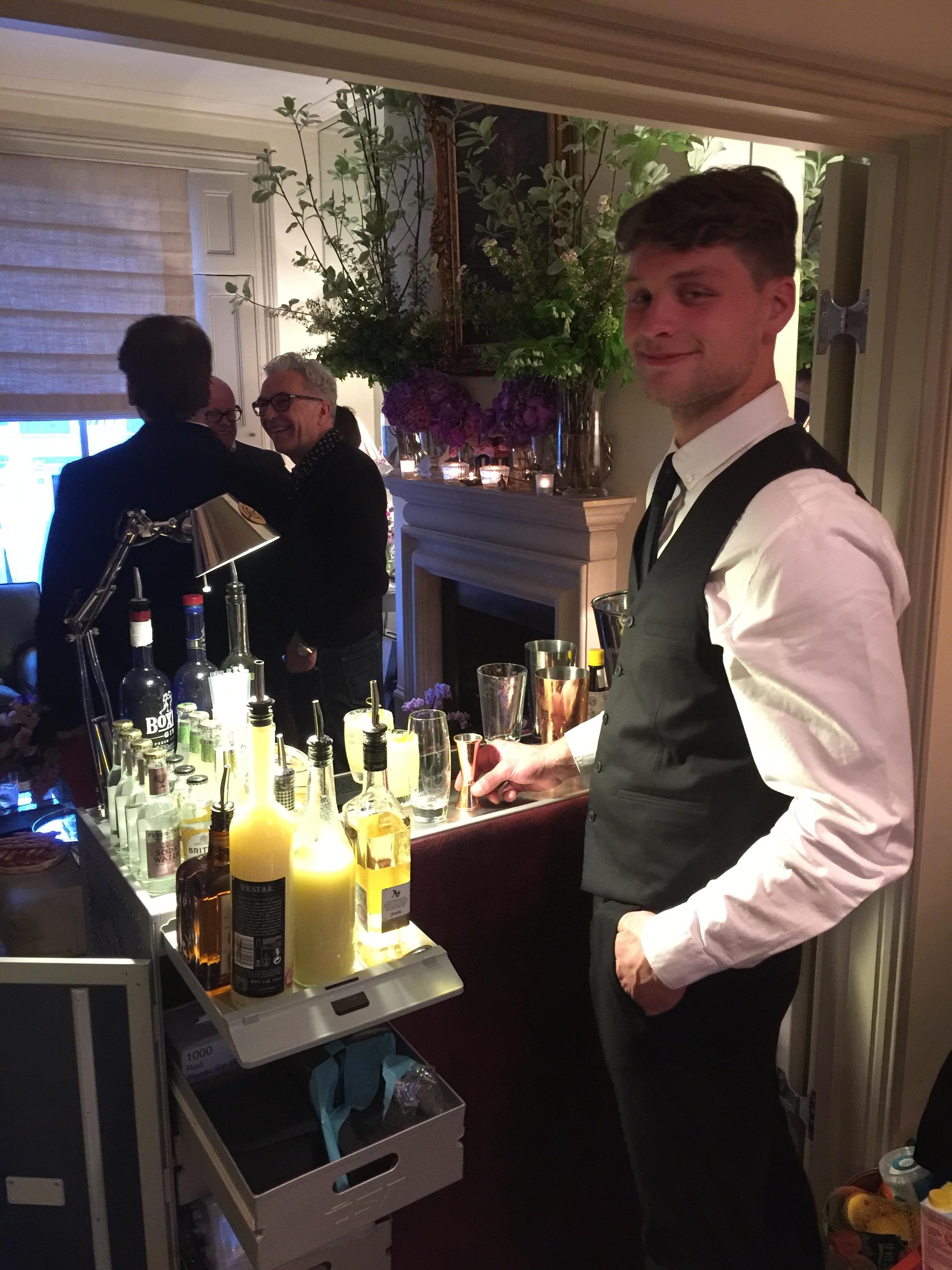 Bartenders & mixologists -