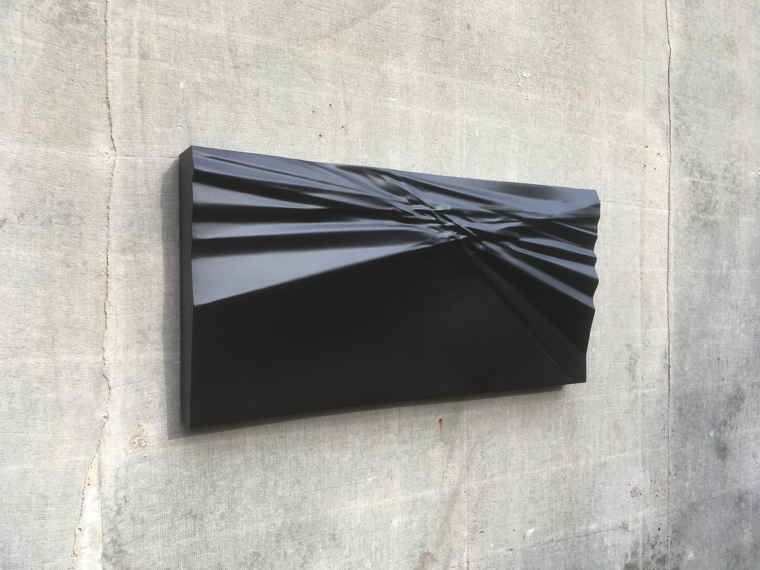 DAN LORRIMER SCULPTURE WORKS  At the heart of his practice is a deep understanding of materials and processes with an emphasis on creating new ways to utilise these technologies in the fields of art and design. His work illustrates a keen sense of exploration through making.  Dan explores notions of movement, energy, solidity and illusion through minimalist sculptural forms, often located between the artificial and natural world. Dan has exhibited works across Australia and has been the recipient of several notable awards.
