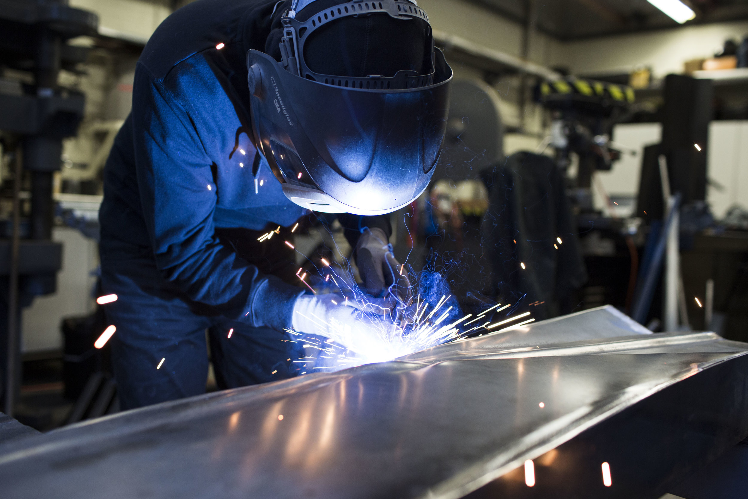 Machining and Fabrication Services -