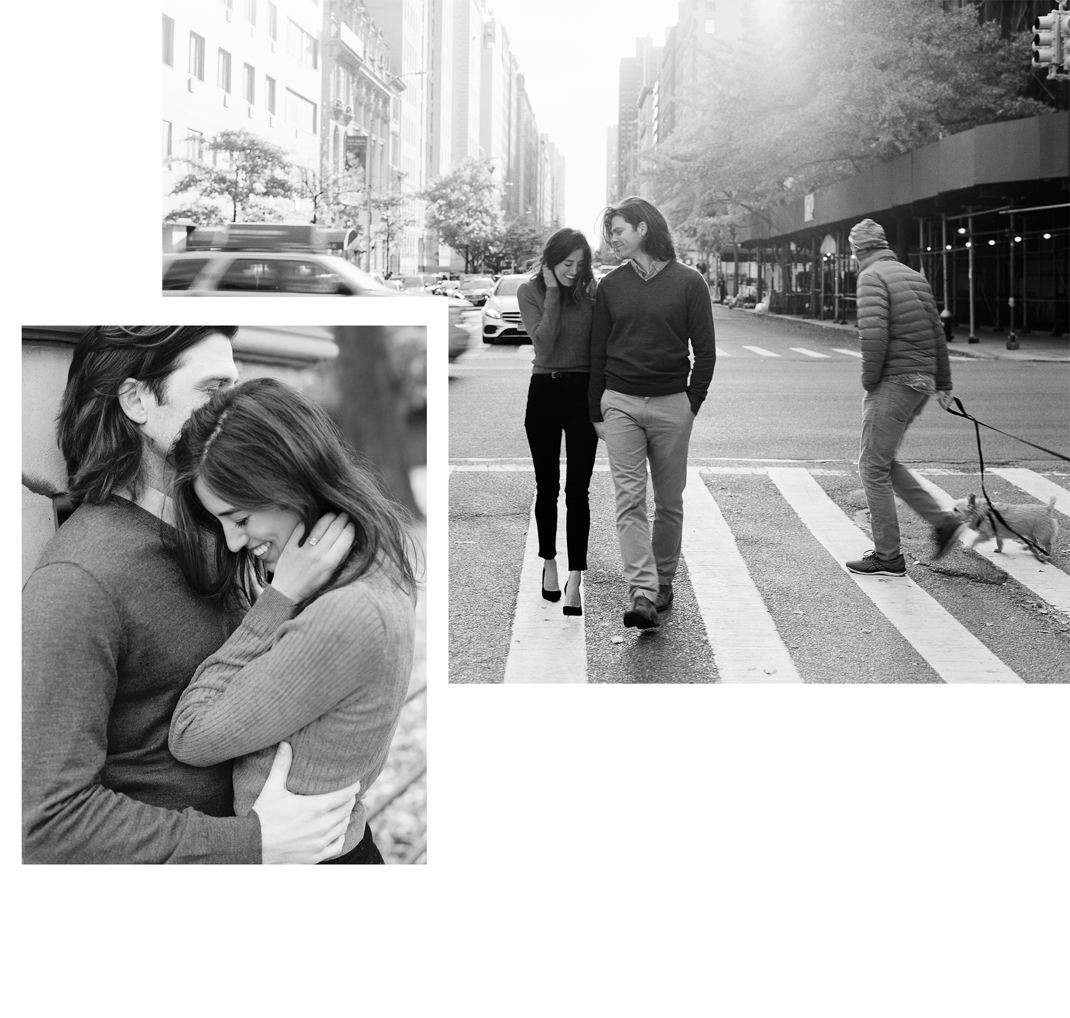 nathan and taylor new york city engagement and wedding photography - jenny haas