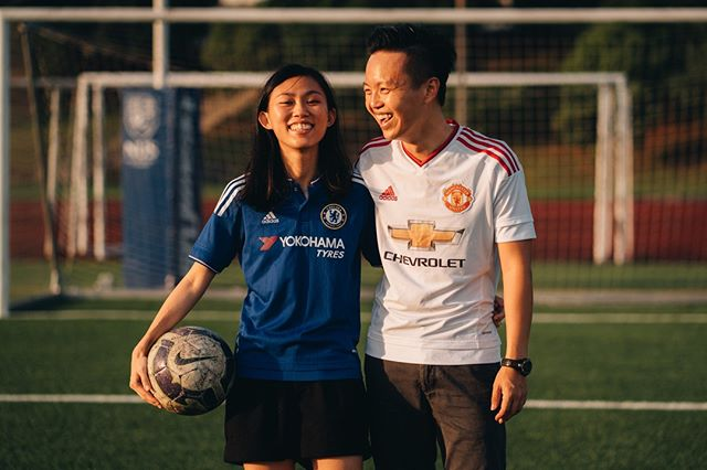 Their love for soccer and food brought them together at a soccer match with friends and this weekend they'll be tying the knot! ⠀⠀⠀⠀⠀⠀⠀⠀⠀ ⠀⠀⠀⠀⠀⠀⠀⠀⠀ Looking forward to capturing their big day! 🤵⚽️👰