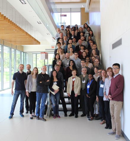 Group Photo, Third Conference of the CSC, Toronto, May 2017