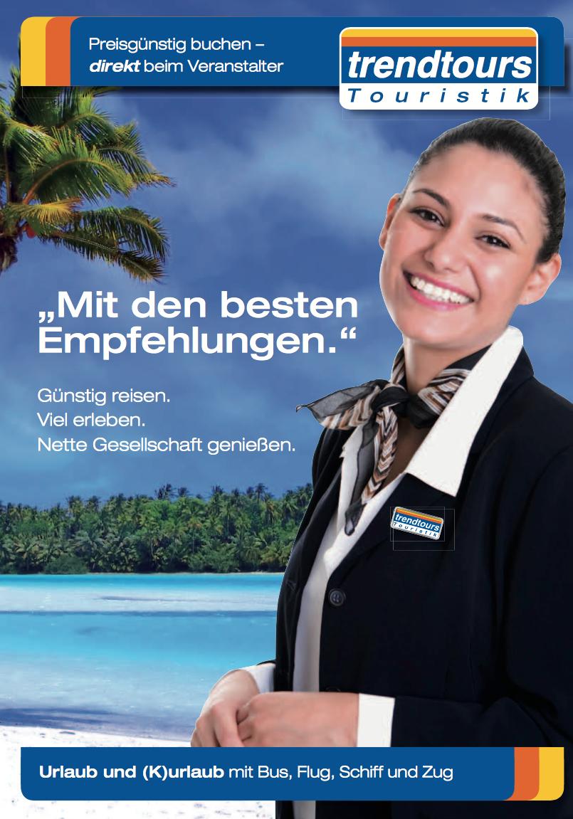 Texter für Imagebroschüre Reisebranche