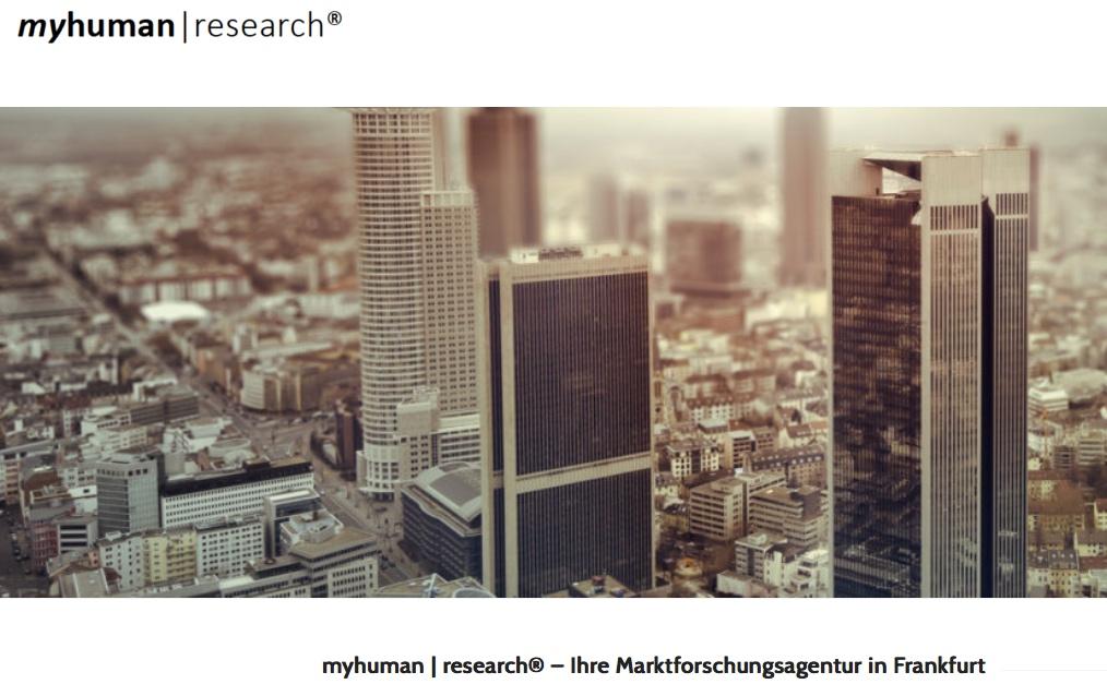 Webseiten-Texte für Marktforschungsagentur