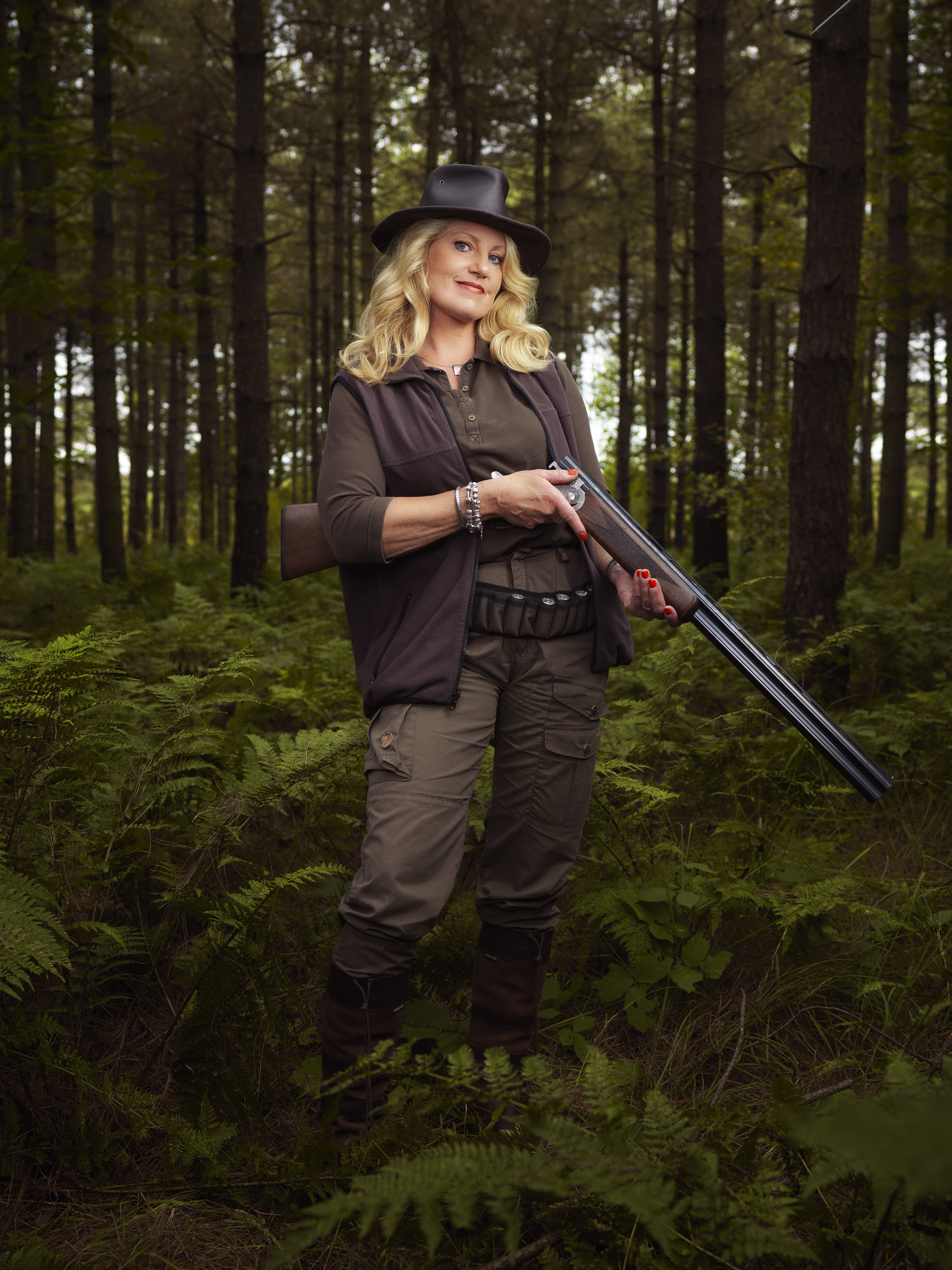 Female Hunters 2016 Serie