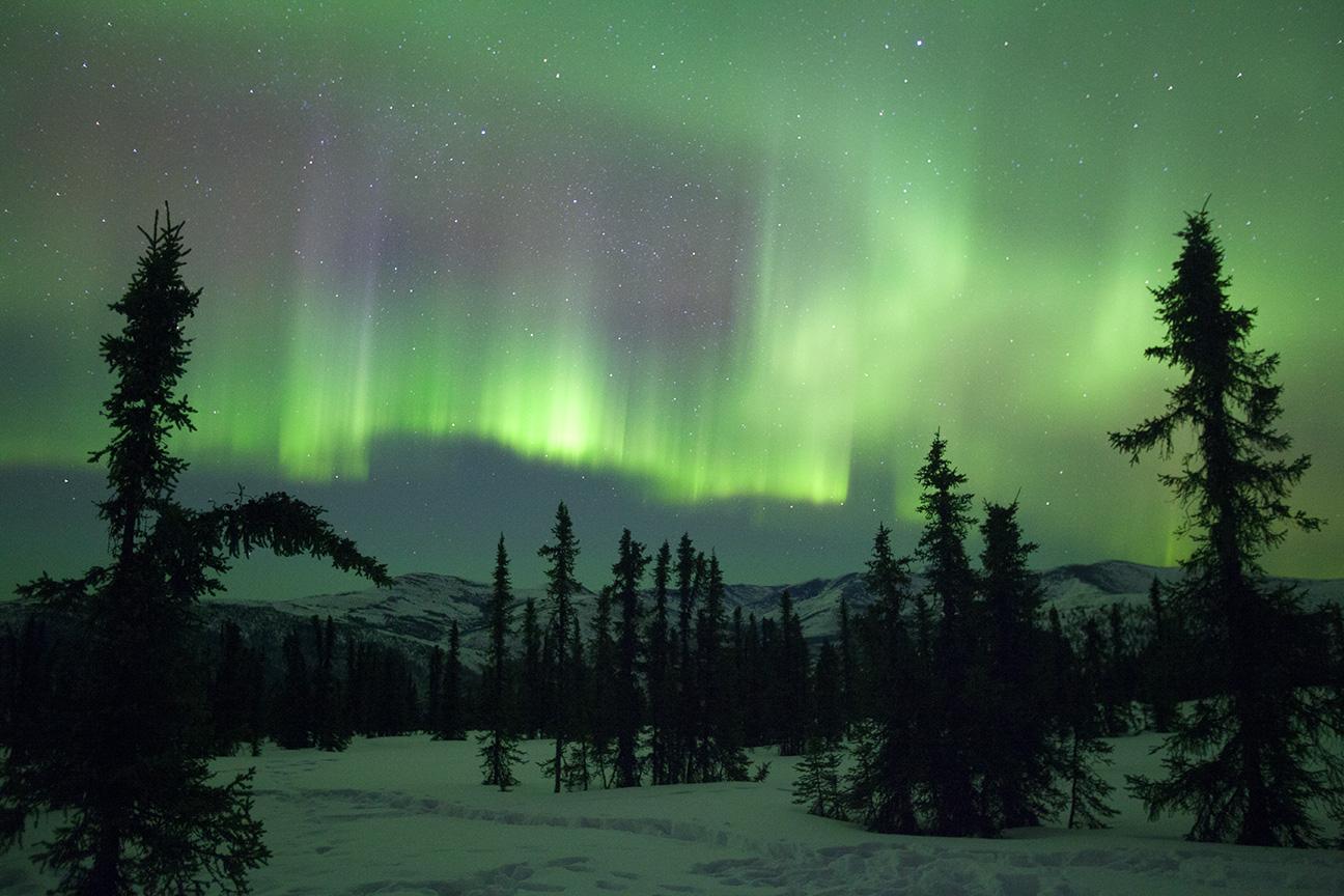 Northern Lights (Aurora) Photo Tours and Workshopsin Alaska