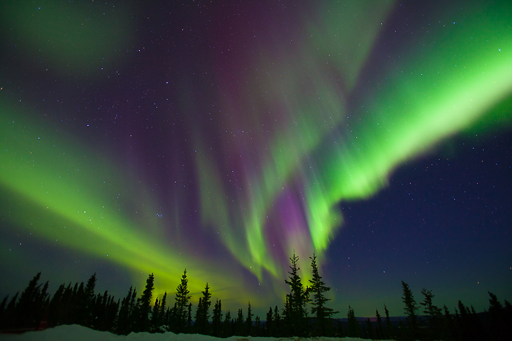 Alaska Northern Lights (Aurora) Photo Tour
