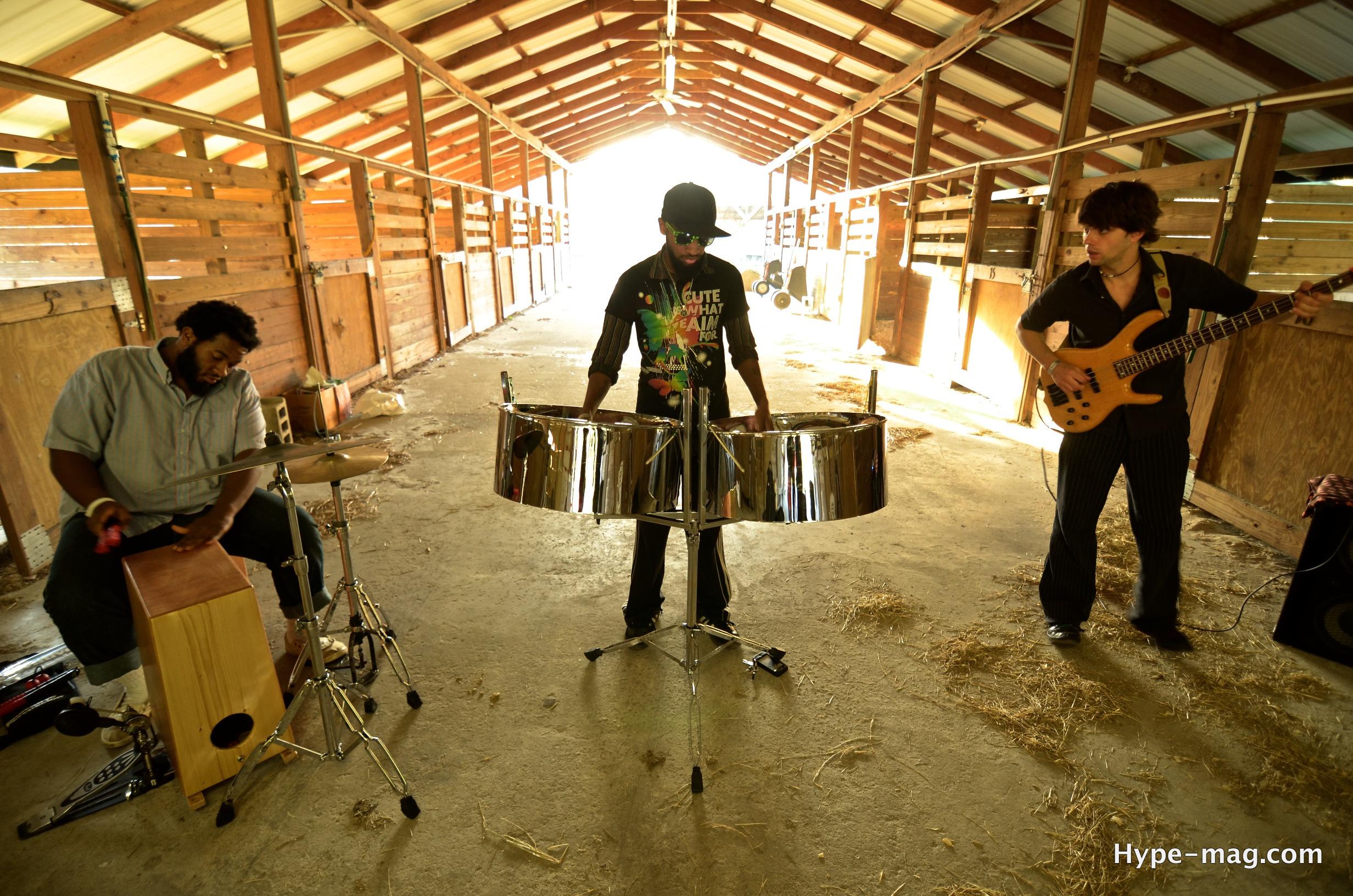 Asheville-Percussion_Jonathan-Scales-Fourchestra