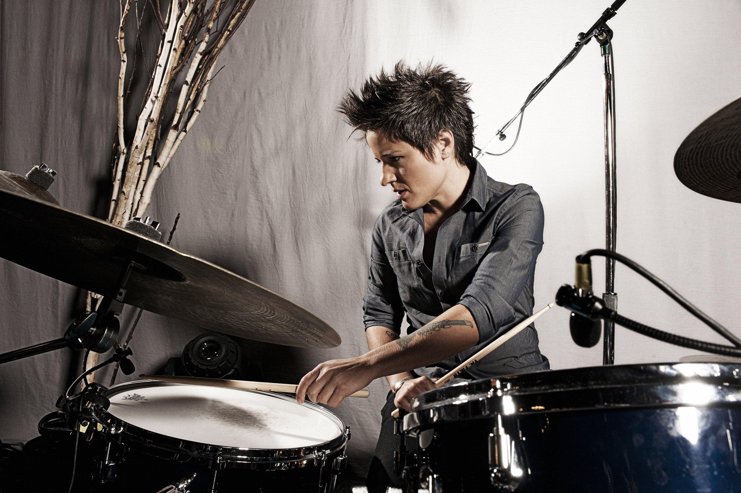 allison miller asheville percussion festival