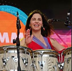 monette marino asheville percussion festival