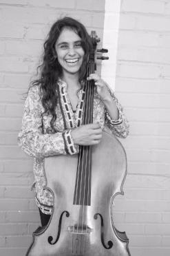 Asheville Percussion Festival Isabel Castellvi