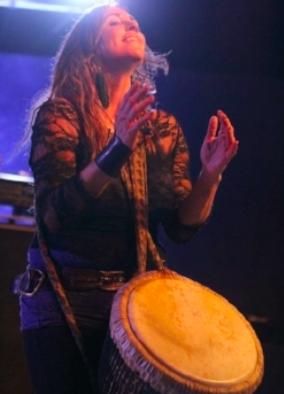 Asheville Percussion Festival Hope Medford