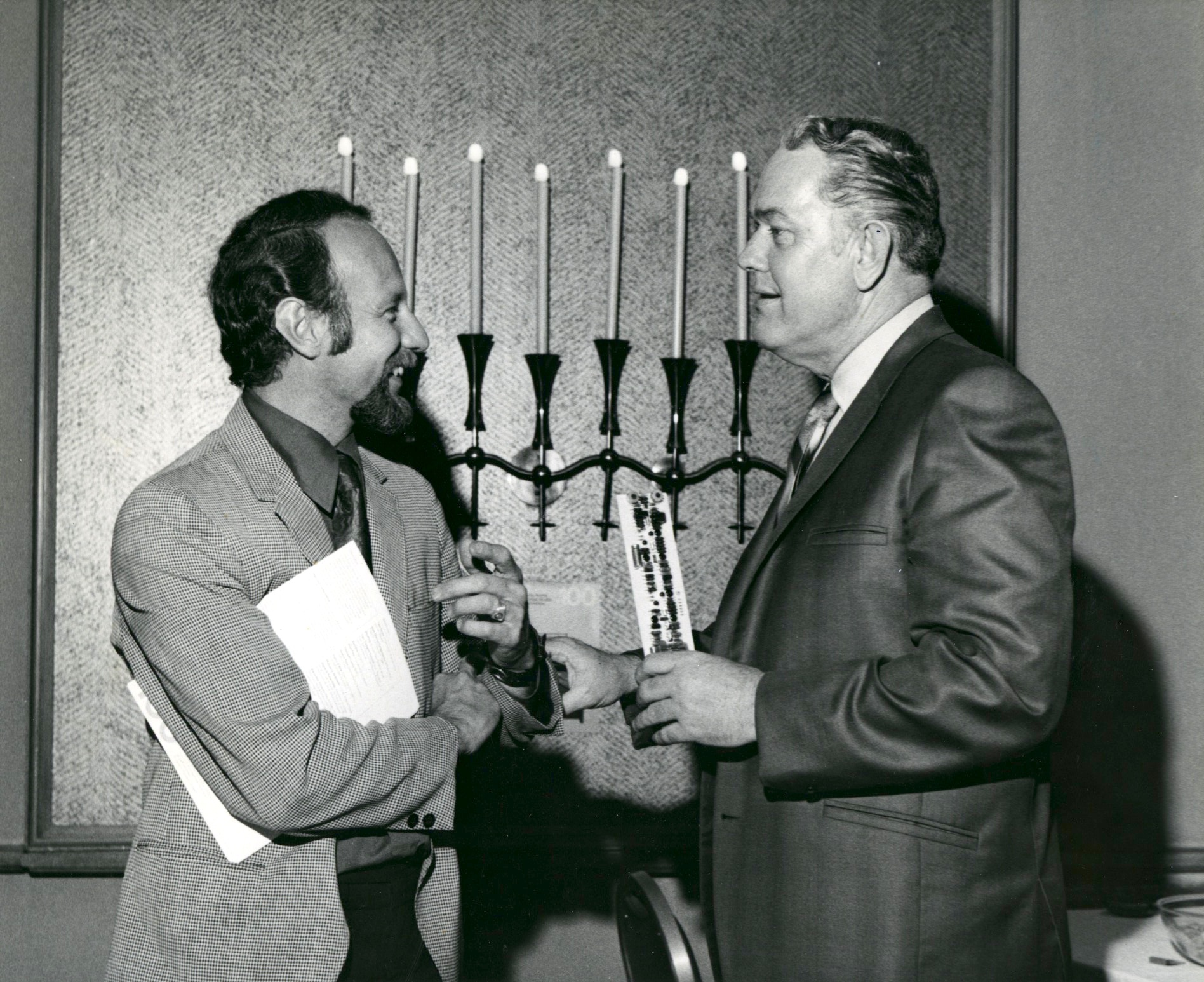 WILLIAM G. DILLEY PICTURED RIGHT