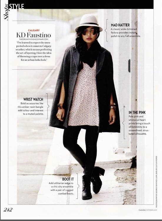 KD FAUSTINO wears size S/M