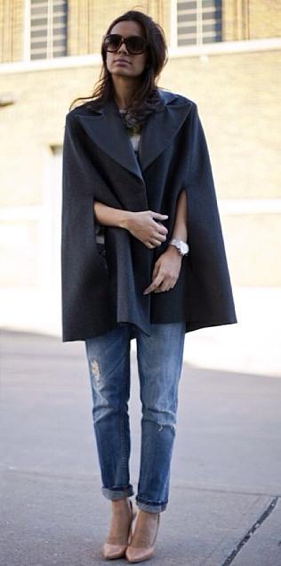 HUDA ALVI wears size S/M