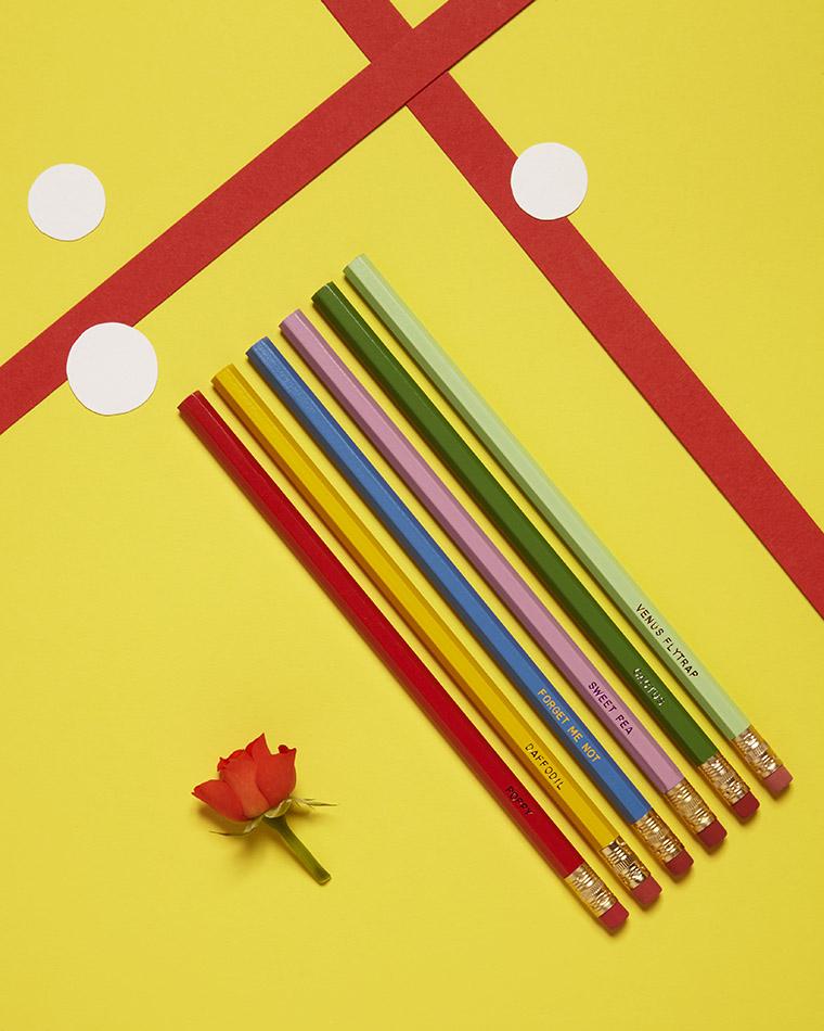 english gardening gardeners stationery pencils.jpg