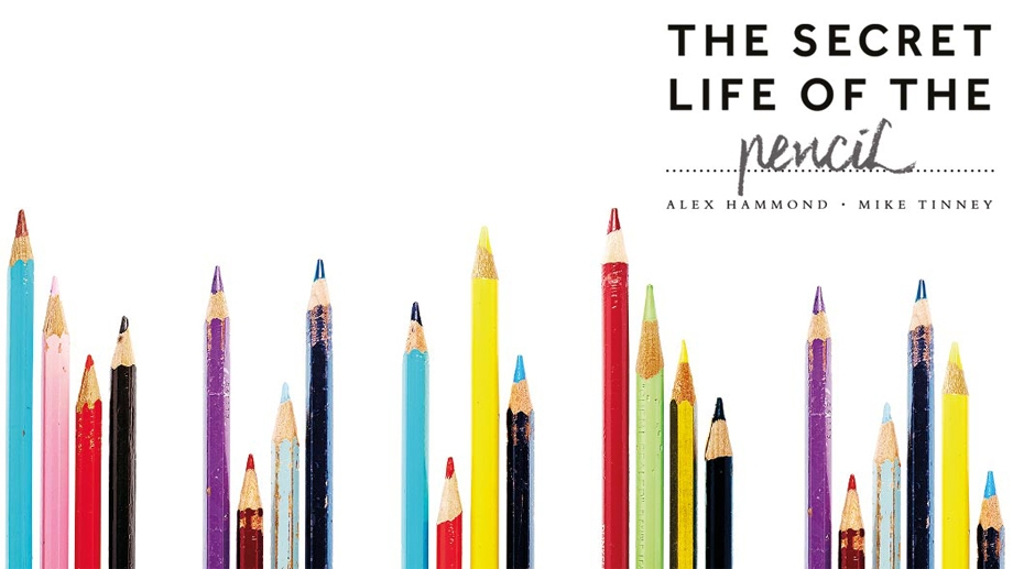 "Photo courtesy of  PaulSmith.co.uk  for ""The Secret Life of The Pencil"" by Alex Hammond . Mike Tinney"