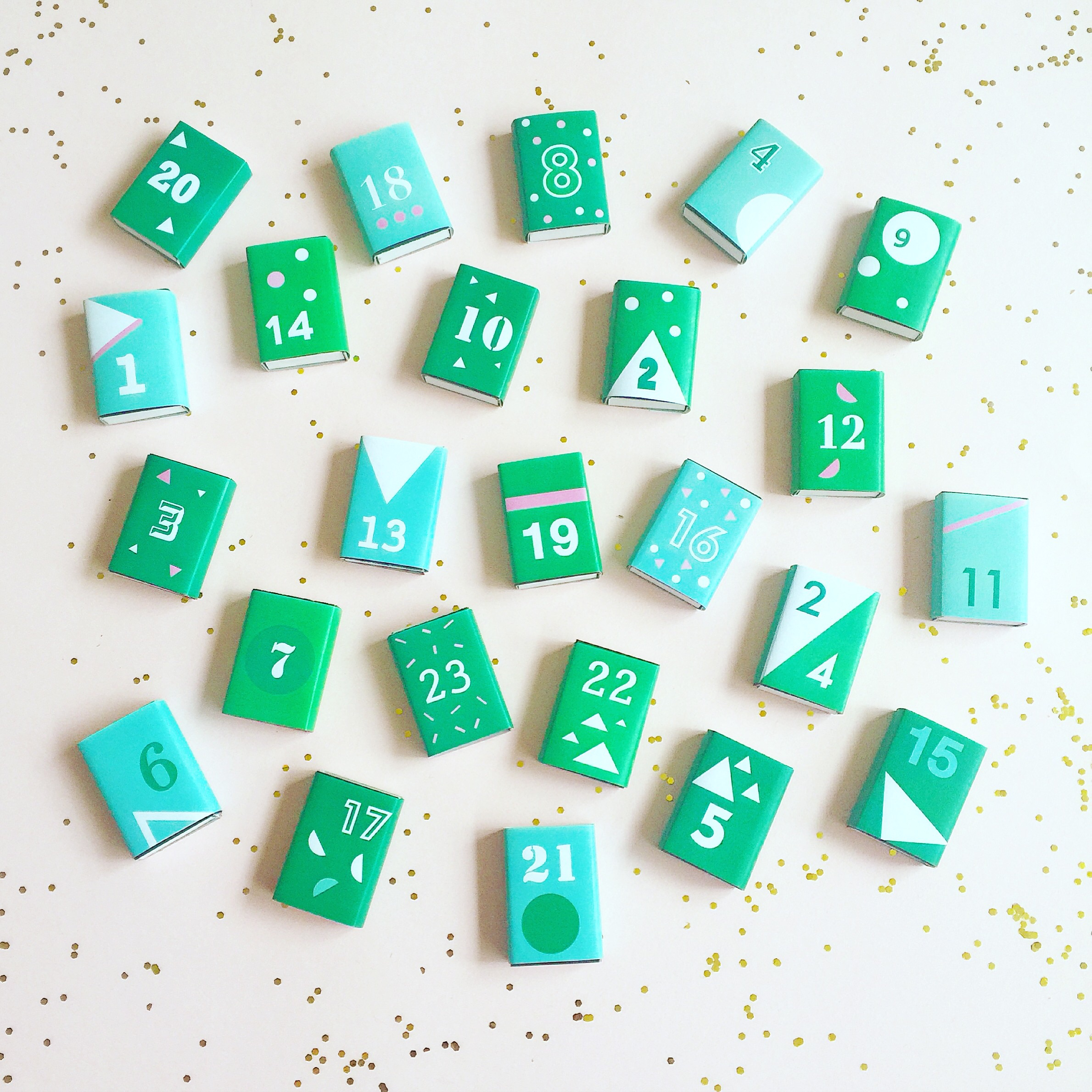 Number Match Boxes Typography Advent Calendar.jpg