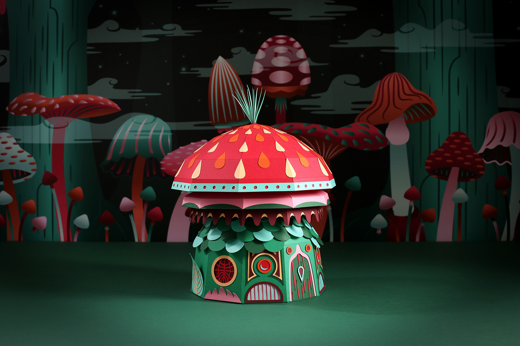 Hermes Paper Mushrooms.jpg