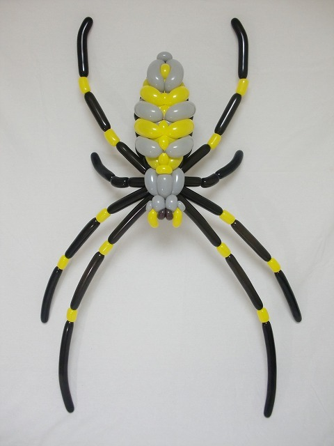 spider balloon animal